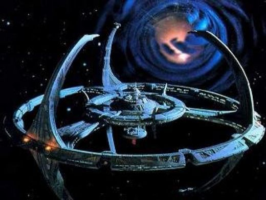 cardassian space station - photo #10
