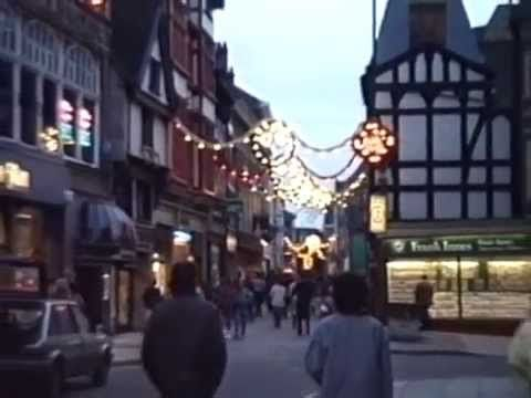 Nottingham City Centre 1986 - YouTube