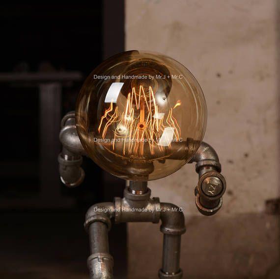 EBE Industrial diseñador de iluminación funcionamiento a