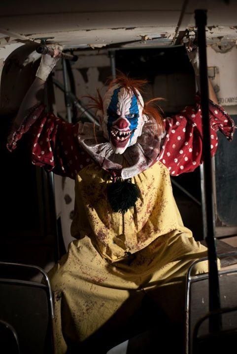 166 Best Images About Halloween Clowns On Pinterest