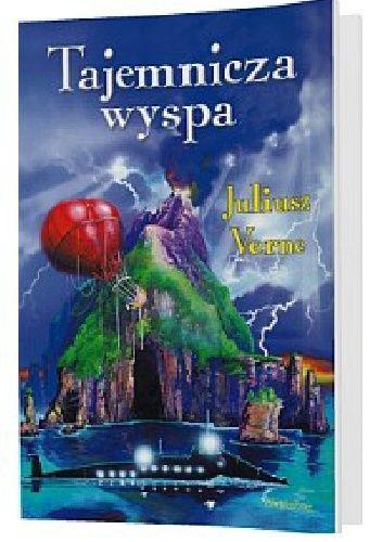 Tajemnicza wyspa i inne książki tego autora