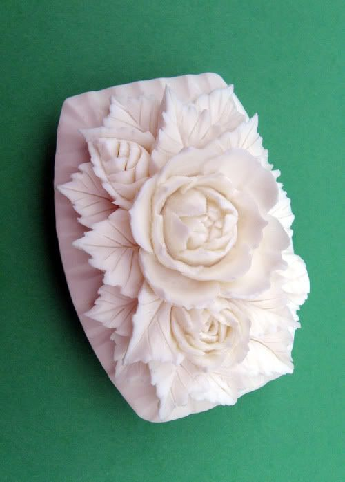 Soap is beautiful carving
