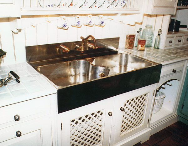 34 best g e r m a n s i l v e r s i n k images on for German kitchen sinks