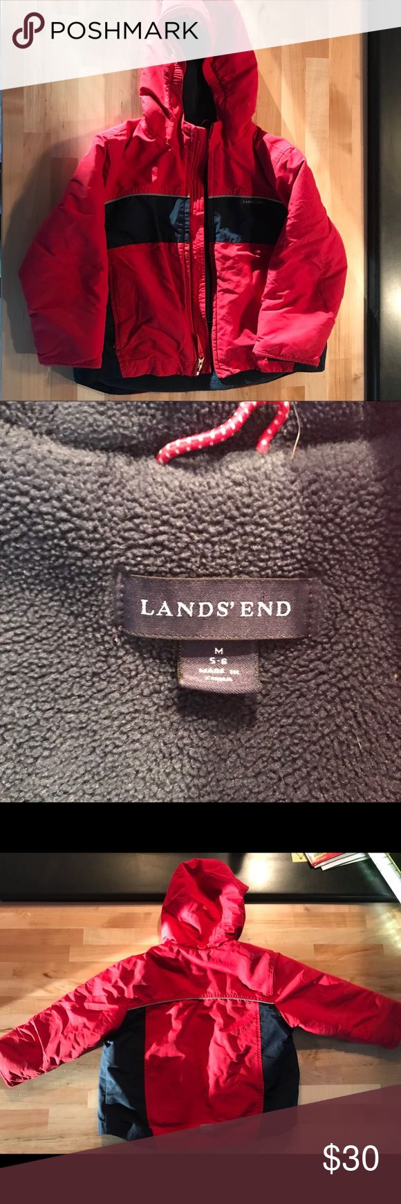 Boys winter coat Lands End boys winter coat in good condition. Lands' End Jackets & Coats Puffers