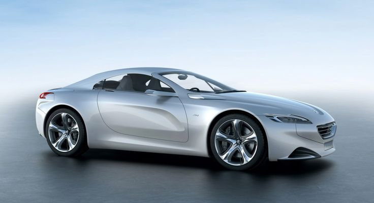 2010 Peugeot SR1 Concept Car side 480