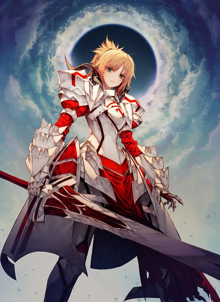 Mordred. The knight of treachery
