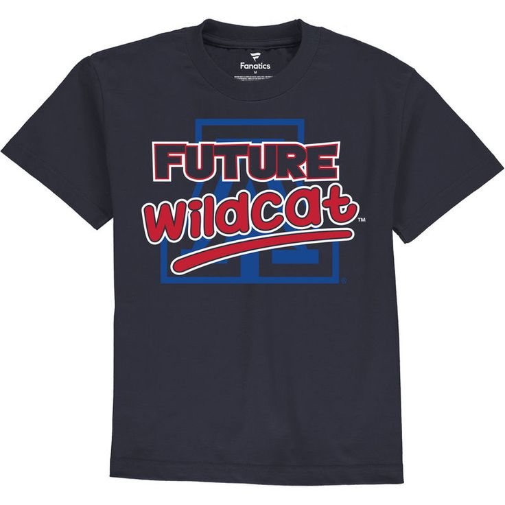 Arizona Wildcats Fanatics Branded Toddler Future Star T-Shirt - Navy