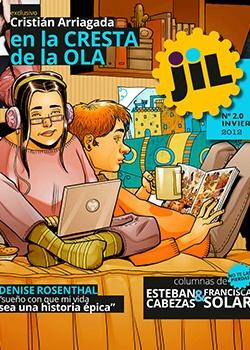 NO SE PIERDAN LA NUEVA MINI REVISTA JIL  edición INVIERNO2012  para TEENS 14+ años  GRATIS ONLINE