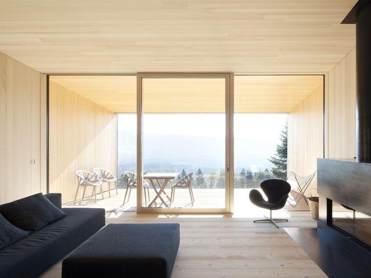 Dietrich | Untertrifaller Architekten - Haus SCH, Bregenz