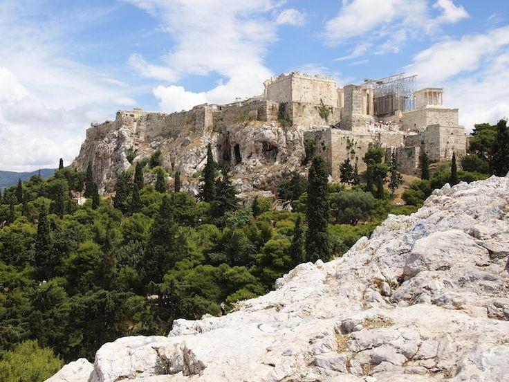【世界の絶景】壮大な遺跡群、アテネのアクロポリスで古代ギリシャに思いを馳せる