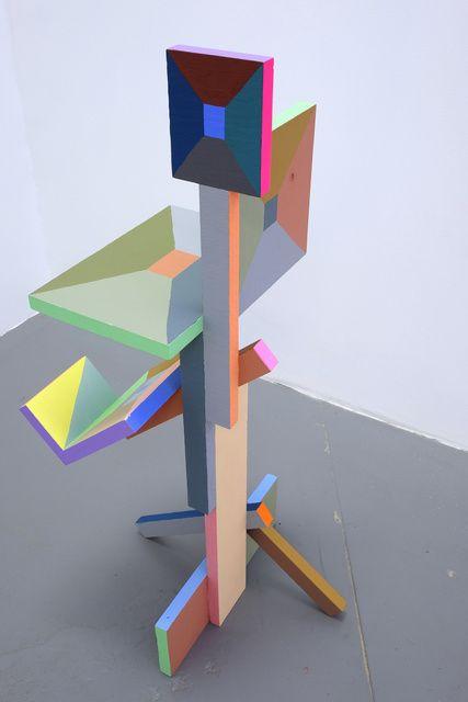 "Joseph Ferriso, '""Hall Stand"",' 2015, Hashimoto Contemporary"