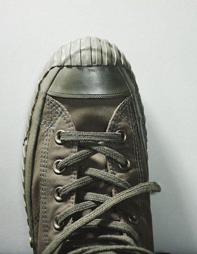 Nigel Cabourn x Converse Bosey Boot
