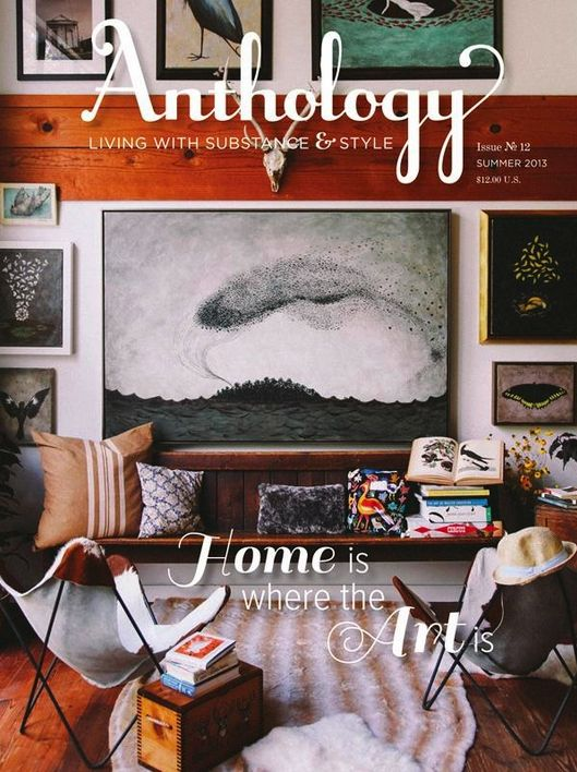 Anthology Magazine by Anthology Magazine on Little Paper Planes $12
