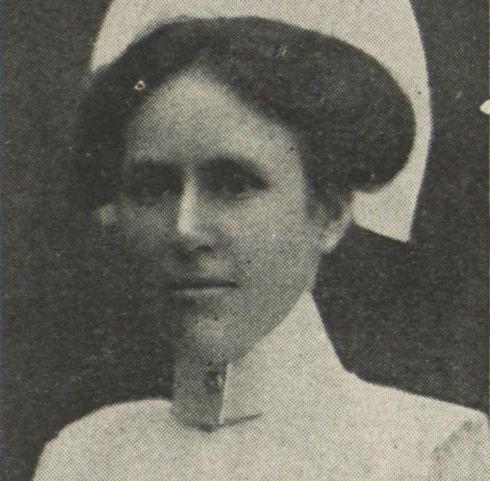 World War One – Parramatta – Dorothy Cawood first Sydney nurse awarded a Military Medal