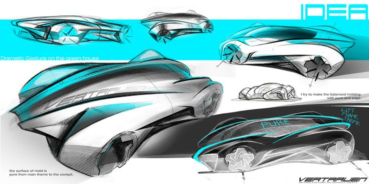 VERTRAUEN : Supercar Project_2013 on Behance