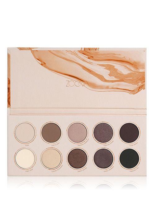 Buy ZOEVA Naturally Yours Palette 10x1.5gr   Sephora Australia