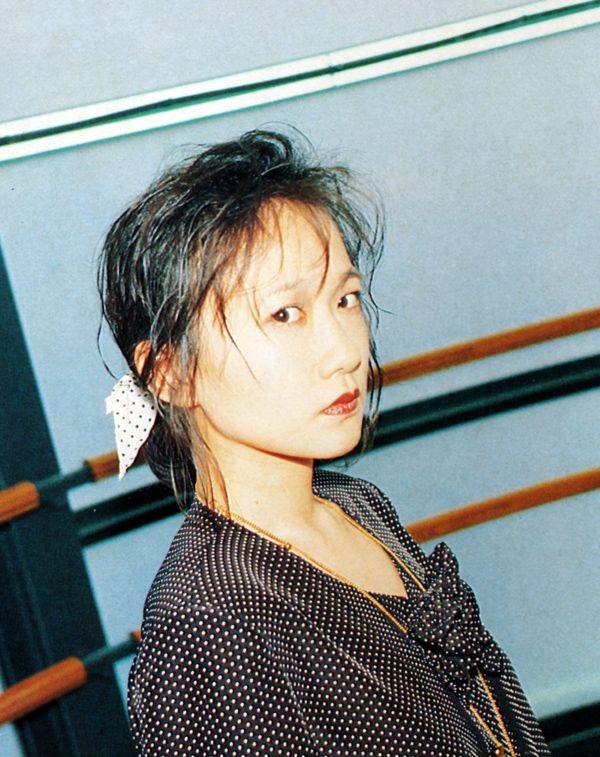 戸川純_1987