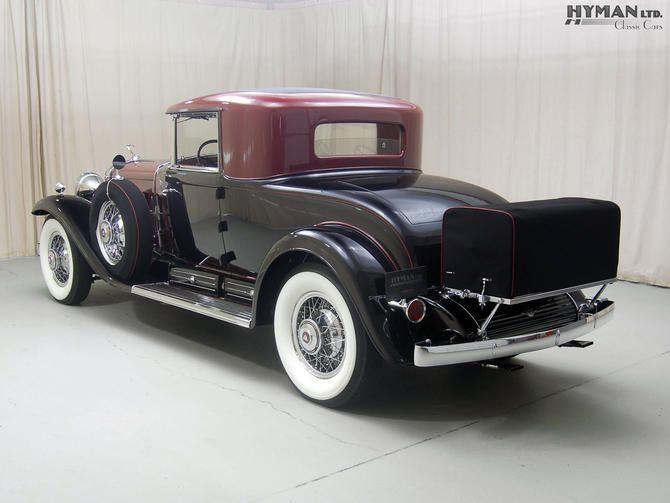 Fleetwood Cadillac V16 Coupe 1930