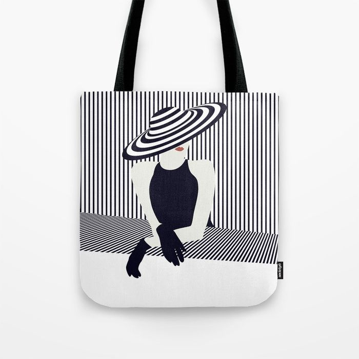 Buy Riviera glamour Tote Bag by okopipidesign. Worldwide shipping available at Society6.com. Just one of millions of high quality products available.