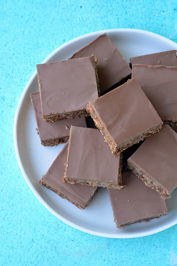 No Bake Chocolate Slice Super Easy Sweetest Menu Recipe Chocolate Slice Carrot Cake Bars Chocolate