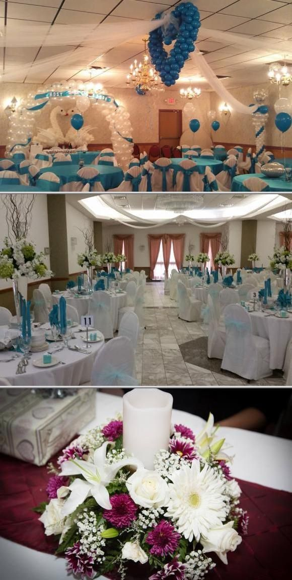 Need a decorator for your events? Look no further than Hairy Velasco as he not only does floral arrangements but also provide table cloth rentals and more.