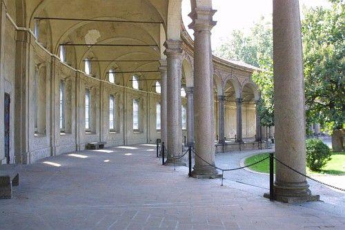 Rotonda della Besana, Milan, Italy