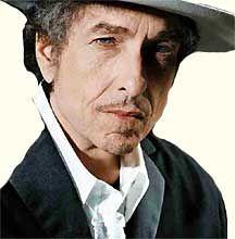 Боб Дилан — (Dylan) (настоящее имя и фамилия Роберт Аллен Циммерман, Zimmerman) американский фолк- и рок-музыкант, композитор, поэт и певец - http://to-name.ru/biography/bob-dilan.htm