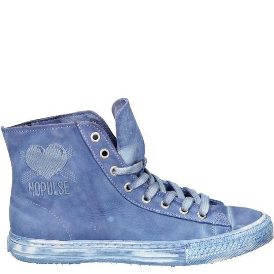 BOTKI SZNUROWANE art: 77184 BLUE