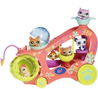 Littlest Pet Shop Toys | Littlest Pet Shop Vehicle - A Toys R Us Toyologist Review