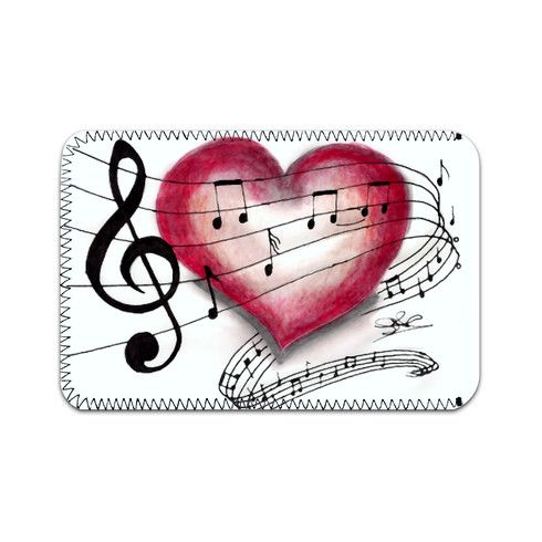 Love Music Sleeve by jamesgray at zippi.co.uk