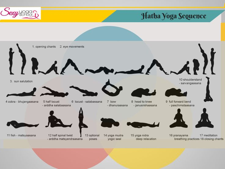 Hatha Yoga Sequence for Beginners http://www.sexyyogaschool.com/