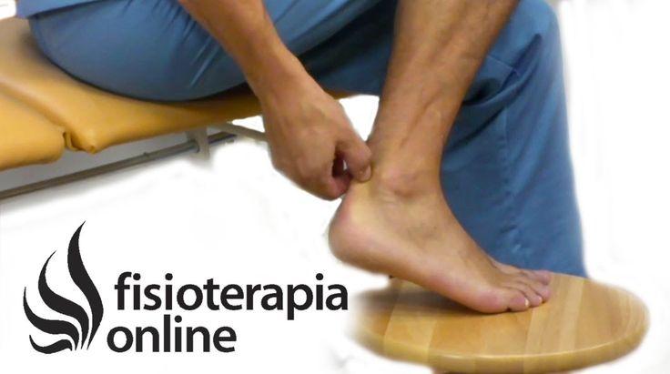 Auto-masaje para mejorar la tendinitis del tendón Aquiles o Aquilea