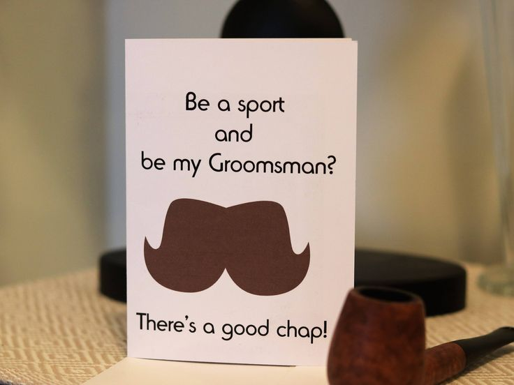 Be My Groomsman | Ask Groomsmen Card | Ask Groomsman Card | Groomsman Proposal | Asking Groomsman | Ask Groomsman | Be My Groomsman Card by PaperColada on Etsy