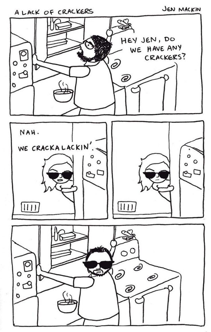 Crackalackin'