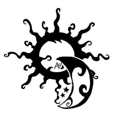 7 pointed star meaning   En Tatovering Jeg Har Tegnet Til Ven René