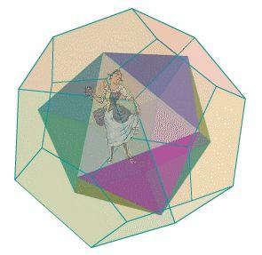 Venez au pays des Mathématiques magiques malicieuses solides et... très sérieuses.      vous découvrirez des tours de magie interactifs, de la télépathie... des énigmes, cours et exercices animés, des jeux, des puzzles magiques, des illusions géométriques animées, des paradoxes, de la géométrie et des pavages dynamiques, des opérations anciennes interactives, des trucs malins, des anecdotes historiques, et de très nombreuses animations flash, dans mon grenier à malices mathématiques.