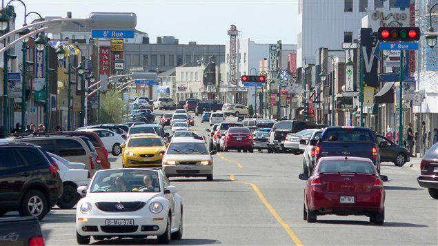 Val-d'Or (QC) Canada  City pictures : Le centre ville de Val d'Or, Qc, CA | Cityscape | Pinterest