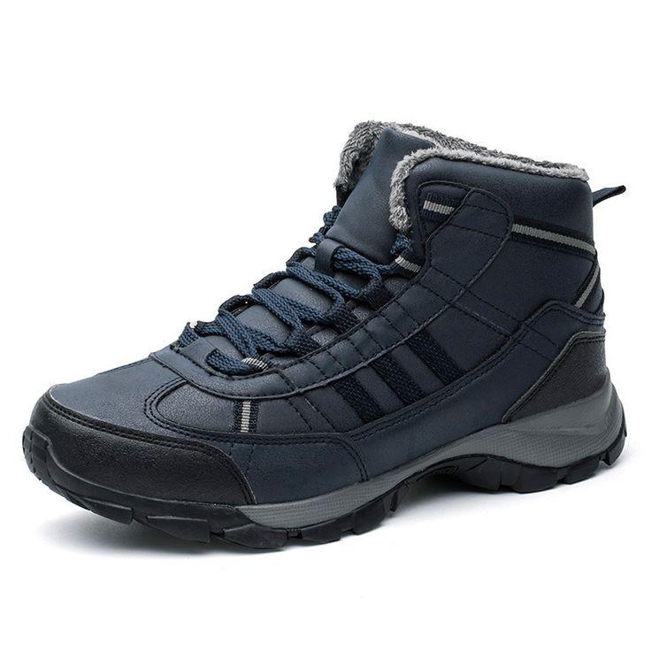 Encontrar Más Botas de hombre Información acerca de Los fabricantes que venden, Dongkuan calientes en forma de bota zapatos de hombre deportes exterior senderismo deslizan amortiguación botas de nieve, alta calidad arranque de calzados de, China botas rojas ala zapatos Proveedores, barato zapatos de coser de Don Felix hotselling store en Aliexpress.com