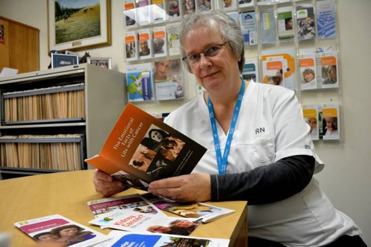 Darolyn Walker helped pioneer Canada's first patient navigation program for those stricken with cancer