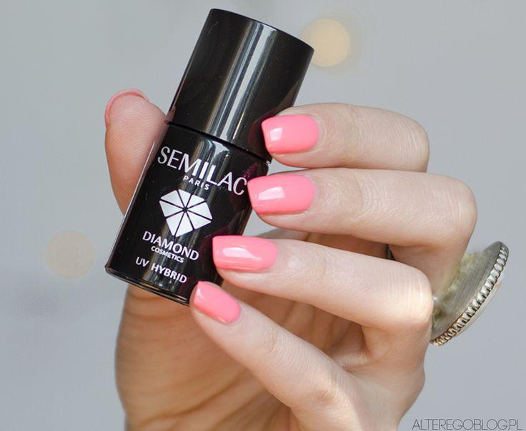 Semilac 033 Pink Doll