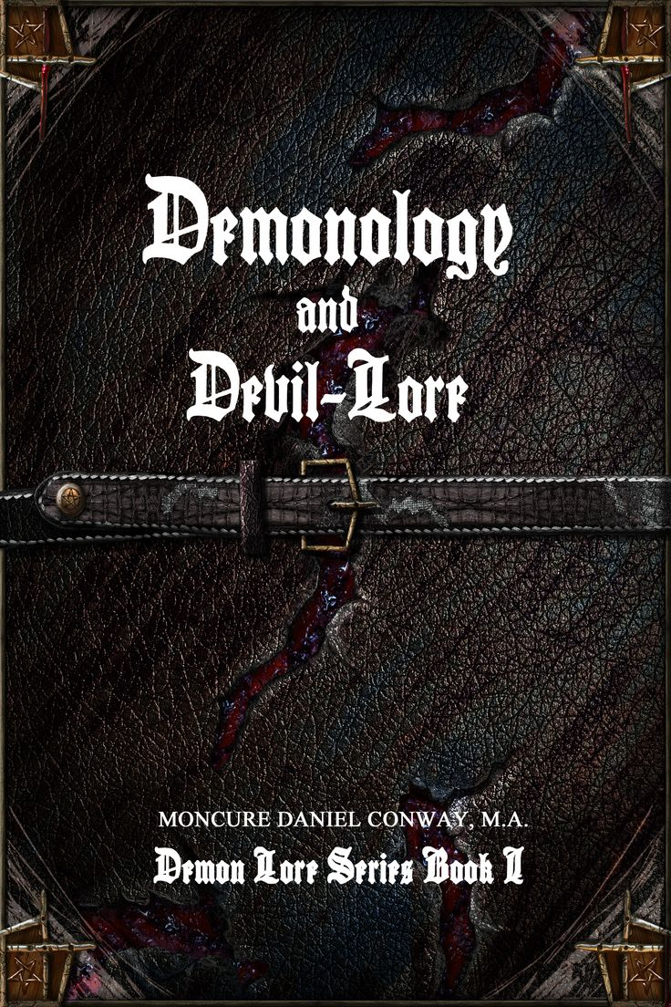 A 19th century study on the topic of demons and their influence on the world. Has detailed observances about demon beliefs from the Bible and around the world.
