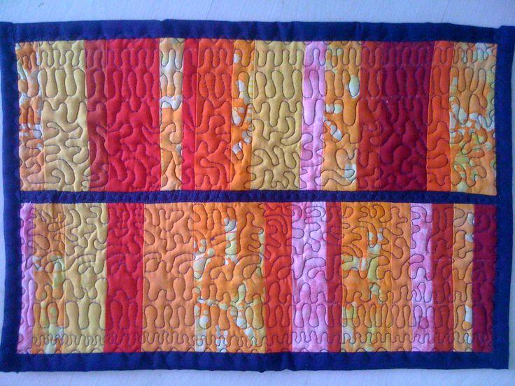 Maartje Quilt in Amsterdam: Machinequilten (FMQ) 1: Free motion quilten op de naaimachine