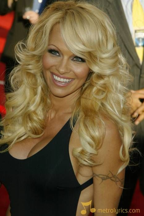 Pam Anderson.. i dont care what she does in her spare time. i have always wanted her angelic locks