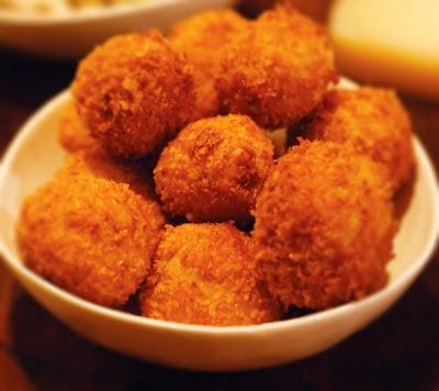 Excelente y práctica receta para elaborar croquetas de surimi o palitos de cangrejo y Panko!