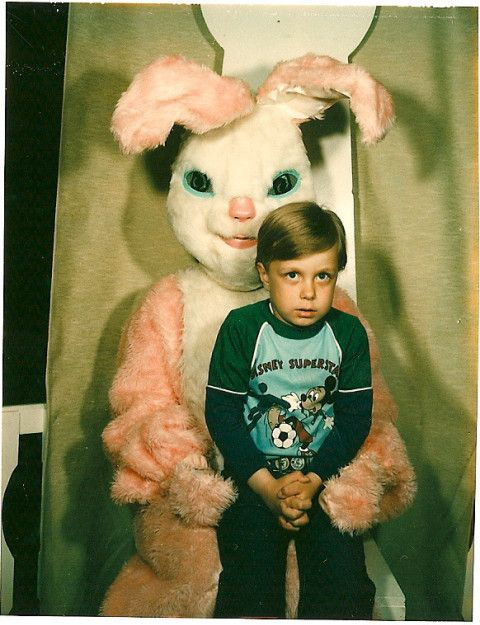 13 Creepy Easter Bunnies That Need To Be Burned Immediately Well