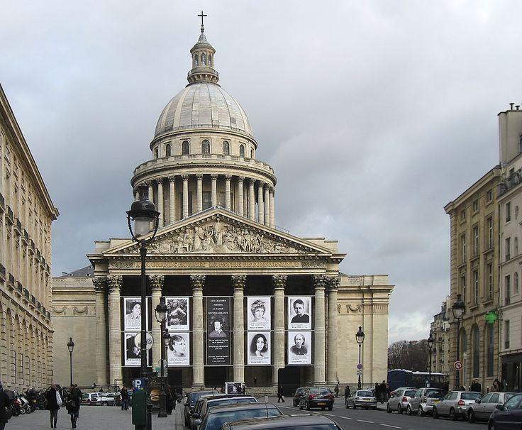 Lue et revue : Germaine Tillion et Geneviève de Gaulle-Anthonioz au Panthéon