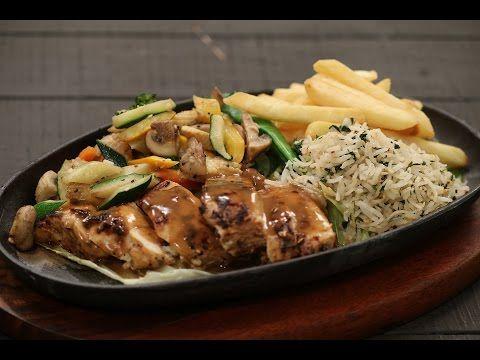 16 best sizzlers images on pinterest sizzler recipes sanjeev chicken sizzler majha kitchen sanjeev kapoor khazana youtube forumfinder Choice Image