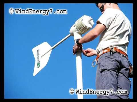 Home Wind Turbine Kits, Residential Wind Power Kits