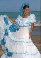 fotos de trajes para cumbia colombiana - Buscar con Google