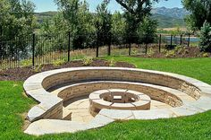Best 25 Sunken Fire Pits Ideas On Pinterest Sunken